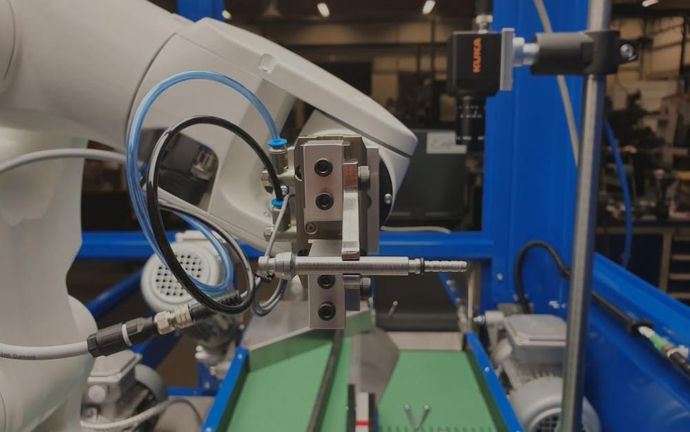 robot guiding